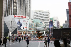 マレーシア街中2