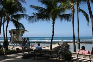 ハワイビーチサイド3
