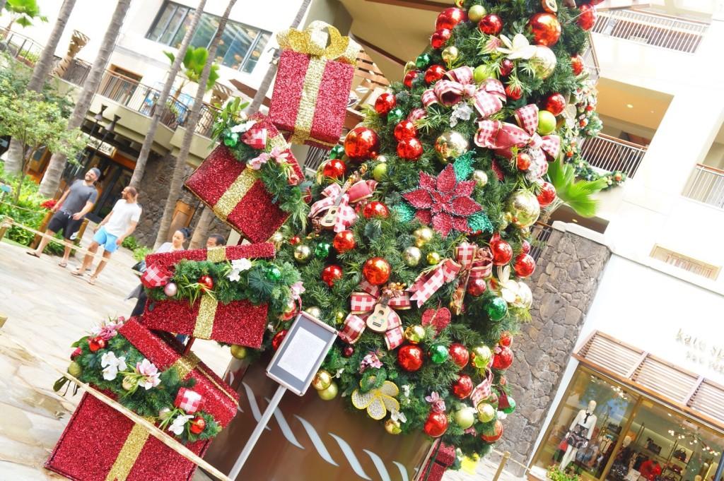 ハワイのクリスマス
