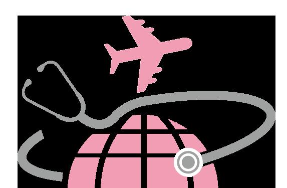 海外の提携病院